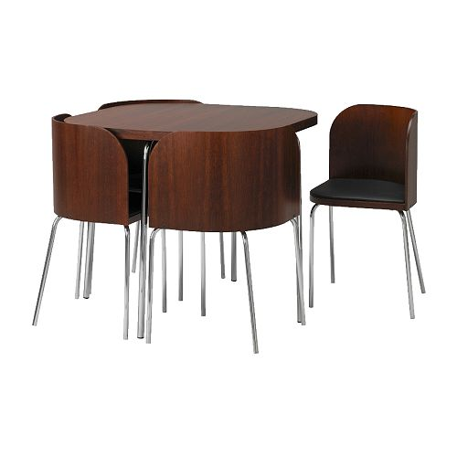 Dining Table And Chairs Ikea Fusion Apartment Therapy