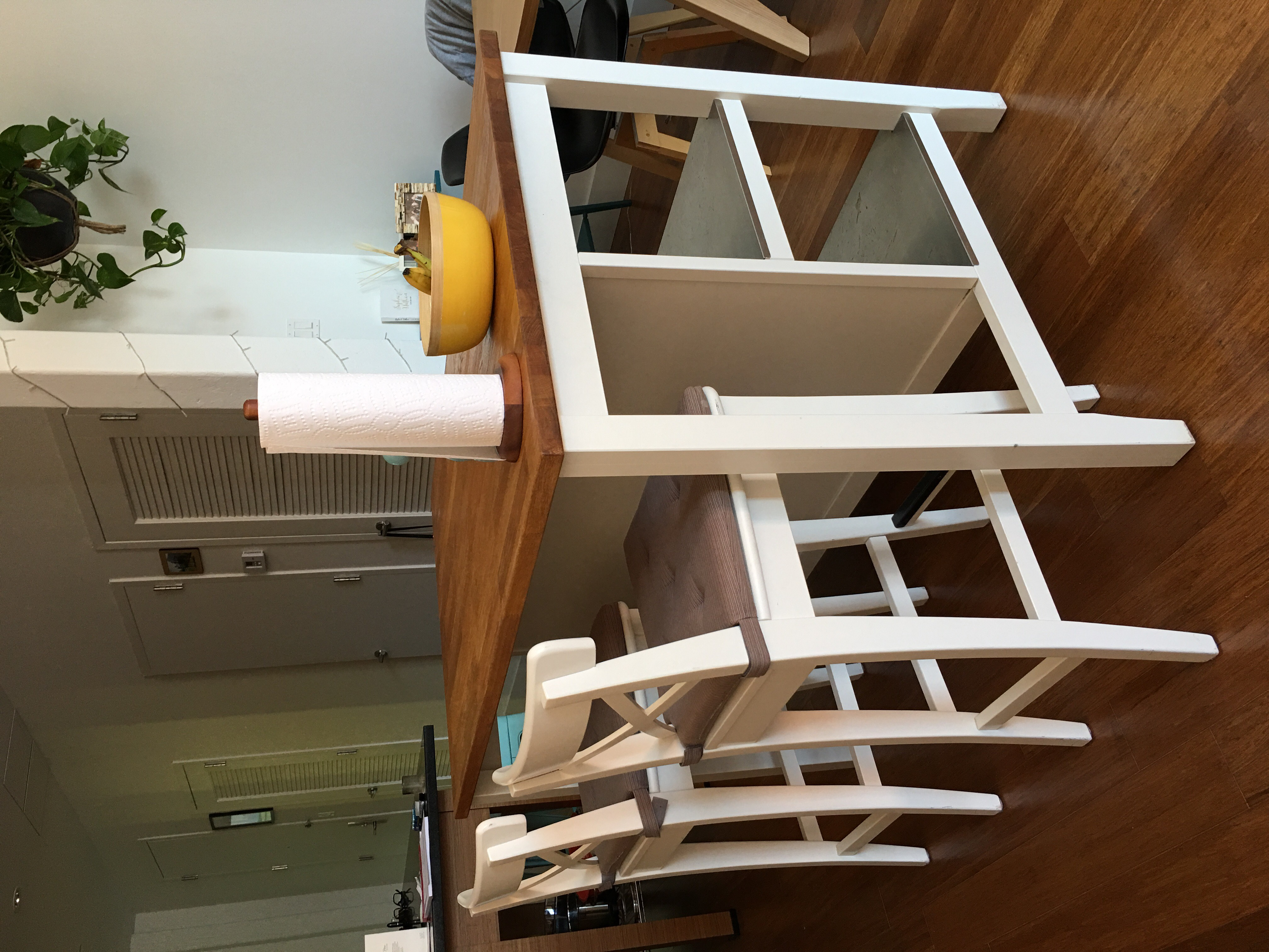 ikea kitchen island bench with 2 x bar stools  apartment