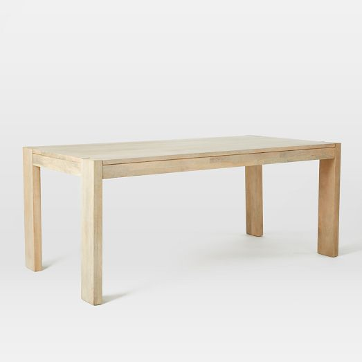 West Elm Boerum Dining Table Natural 400