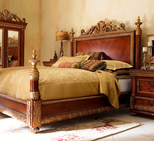 Bellissimo Bedroom Set: Pulaski Bellissimo King Bedroom Set
