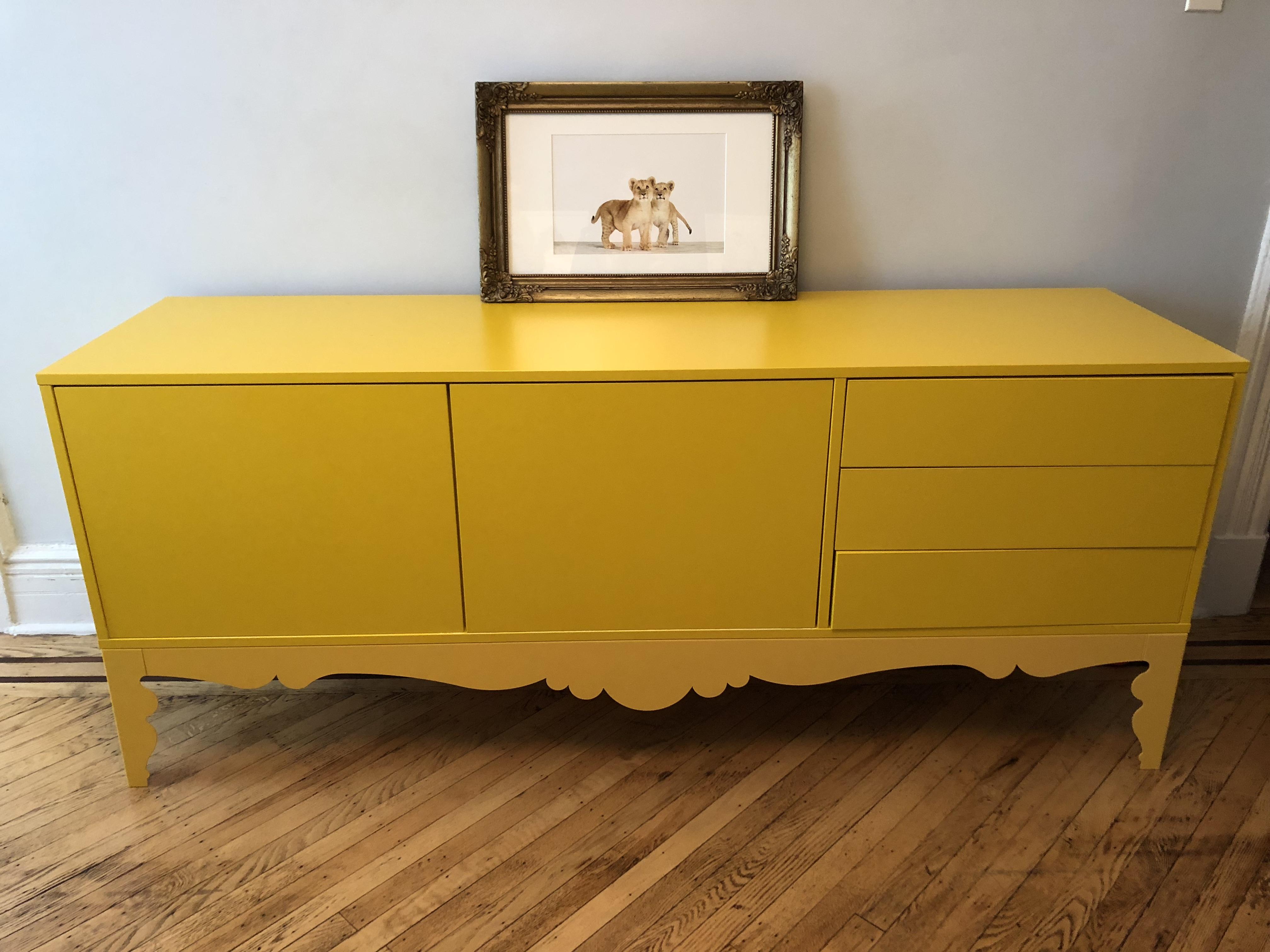 Credenza Trollsta Ikea : Ikea trollsta tv board kommode sideboard eur picclick de