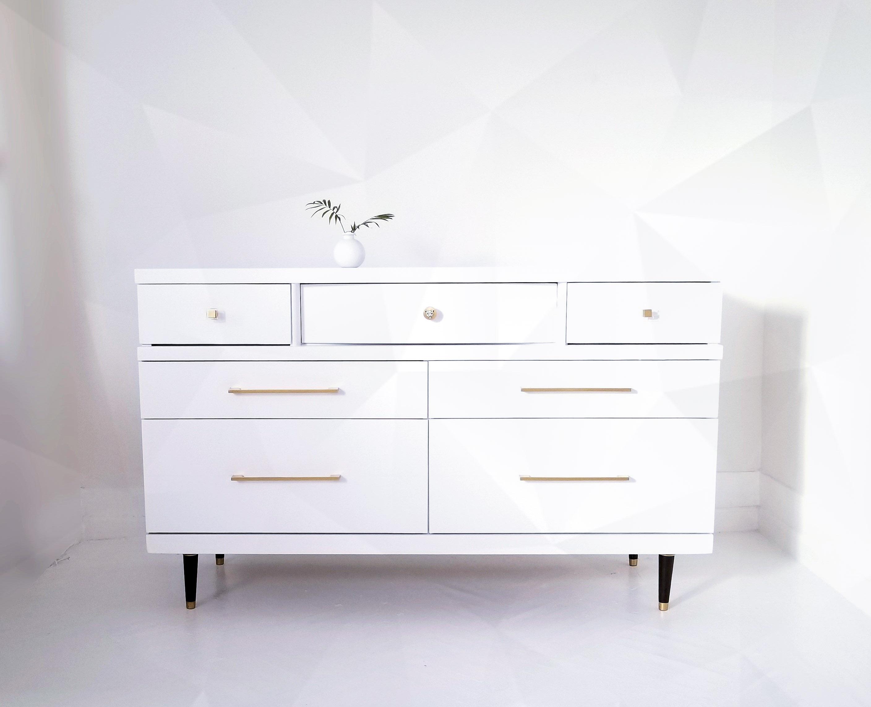 Mid Century Modern Dresser Credenza Apartment Therapys Bazaar