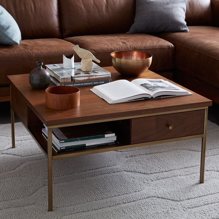 Nook Coffee Table West Elm Apartment Therapys Bazaar