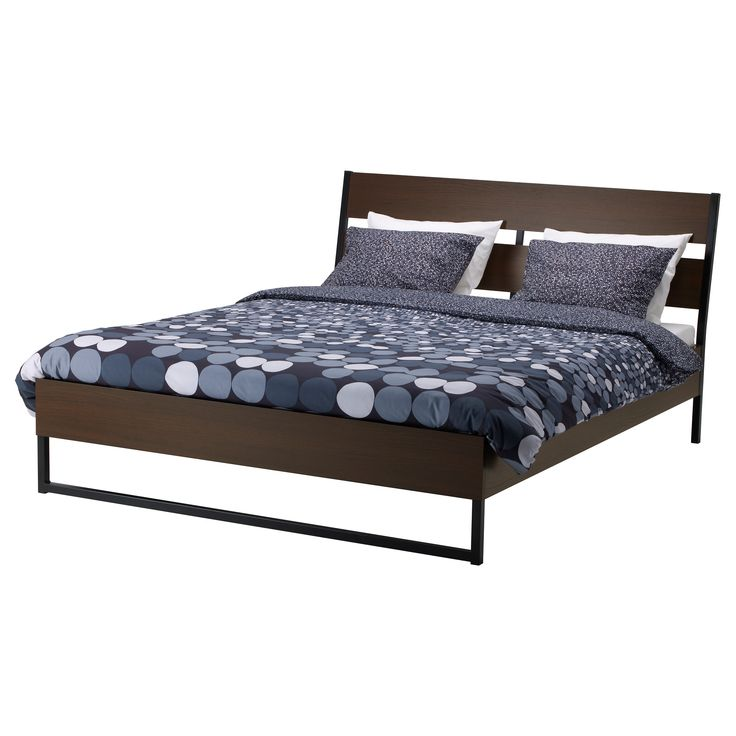 Bon Ikea Trysil Bed Frame (full Size) + Slats And Beam   Apartment Therapyu0027s  Bazaar.