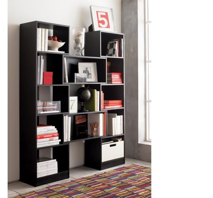 crate barrel puzzle bookshelf apartment therapy marketplace classifieds - Crate And Barrel Bookshelves