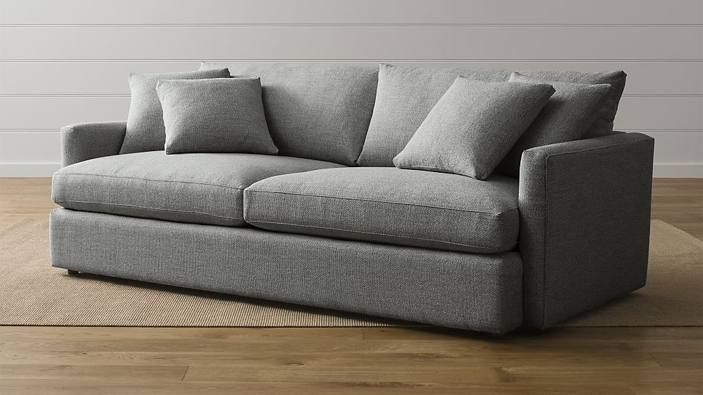 crate barrel lounge ii 93 sofa apartment therapy s bazaar rh marketplace apartmenttherapy com lounge sofa crate and barrel reviews lounge ii sofa crate and barrel