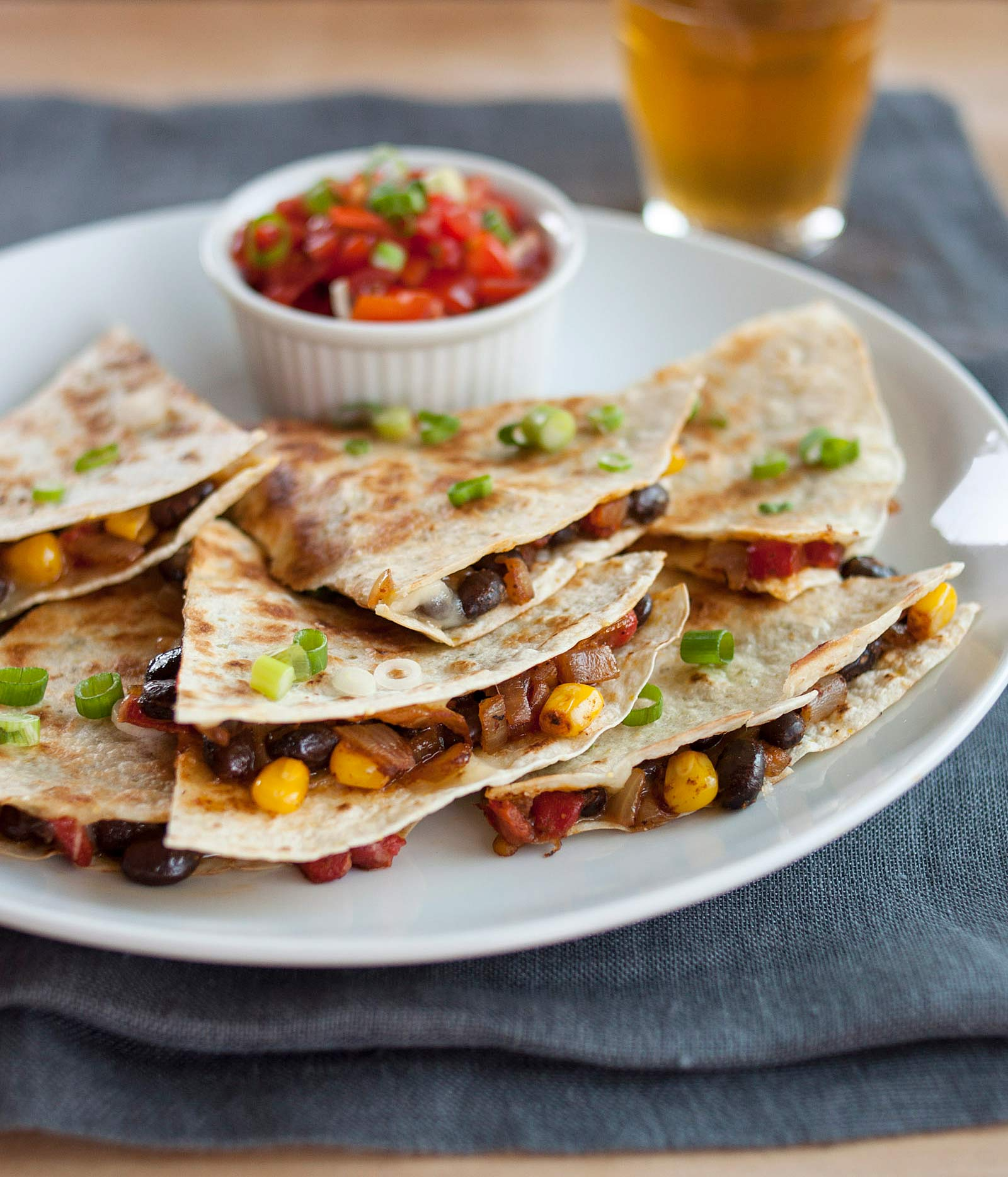 How To Cook Quesadillas