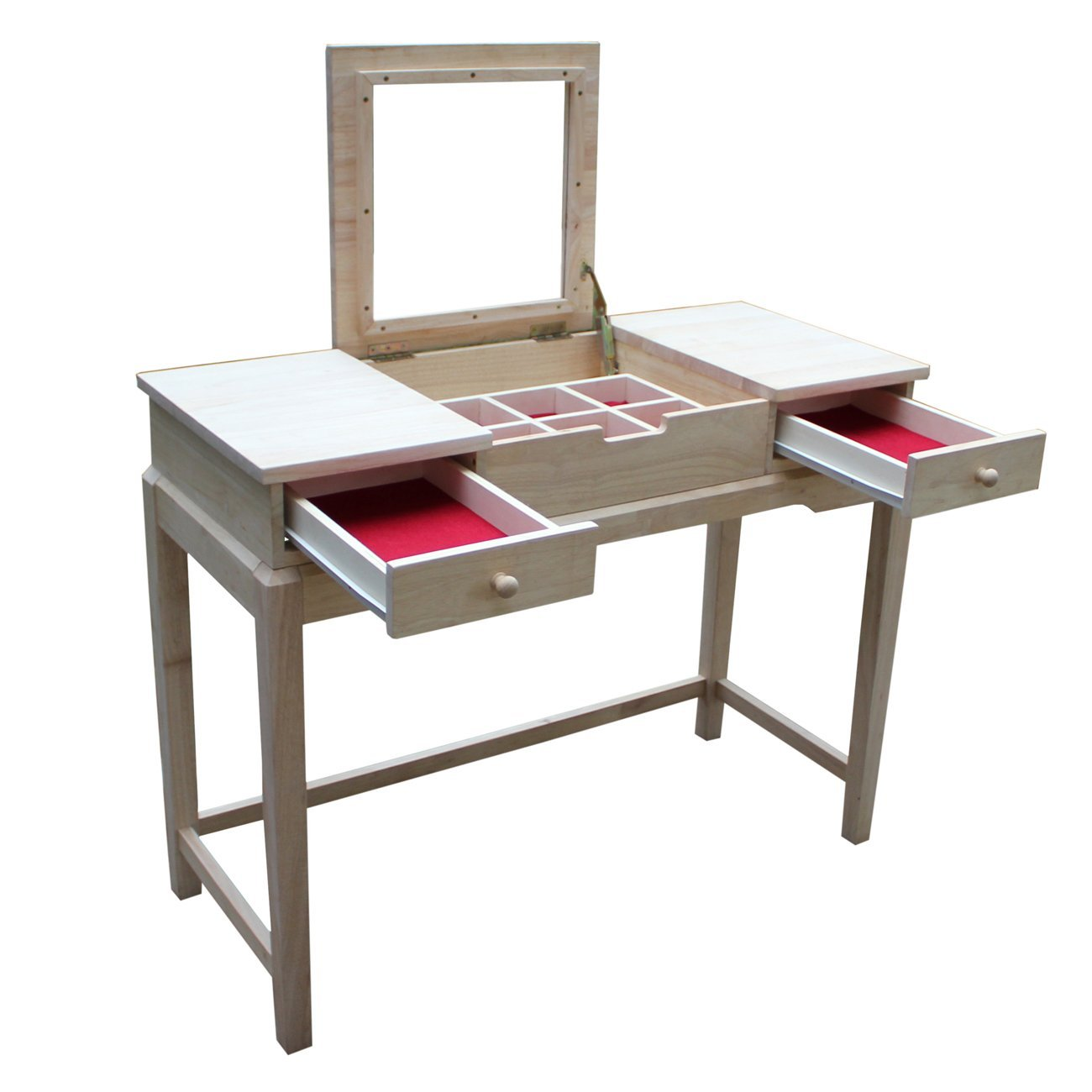 10 Modern Makeup Vanity Tables For The Beauty Room