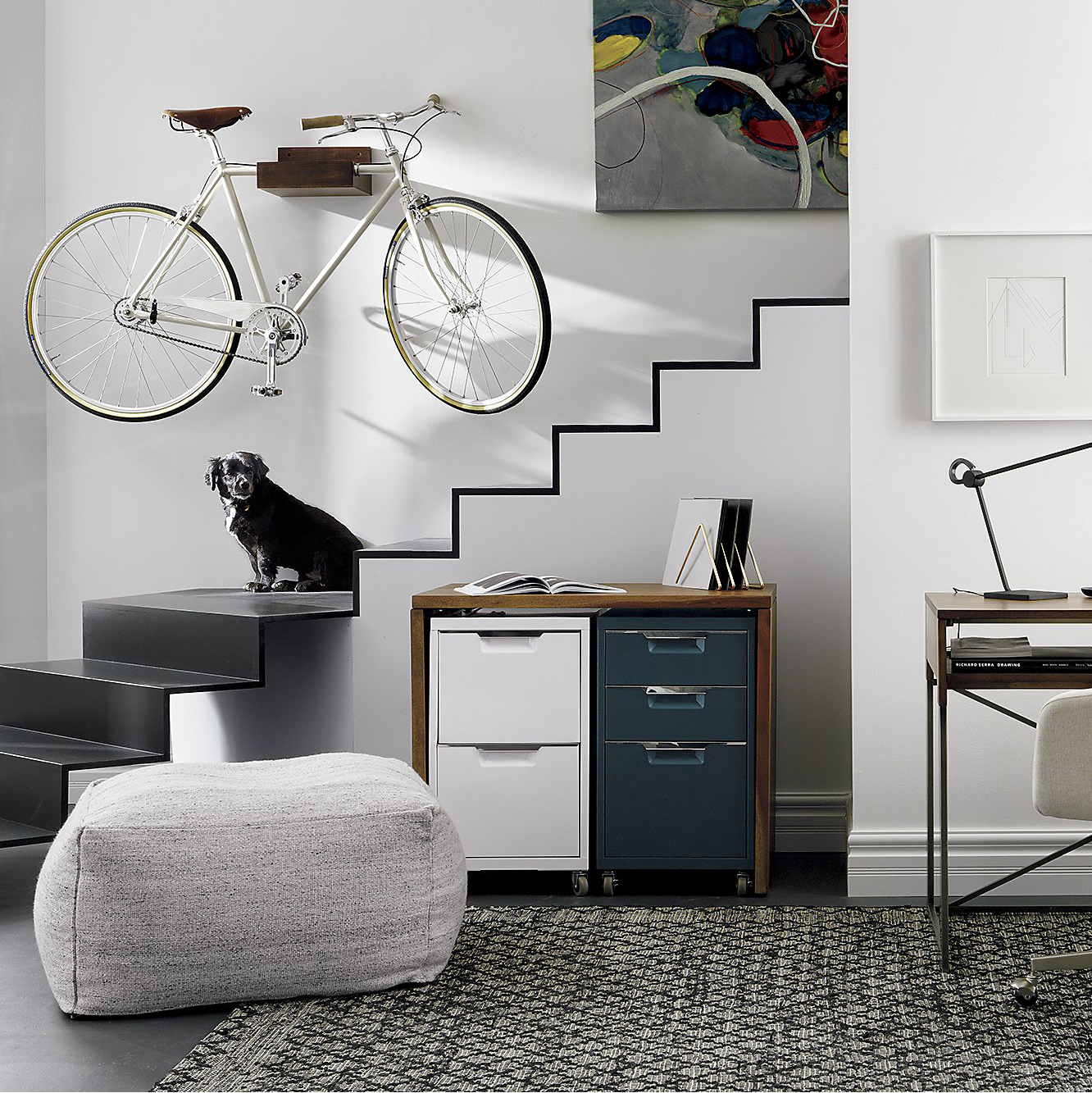 Apartment Solutions: 11 Space-Saving Indoor Bike Storage Solutions