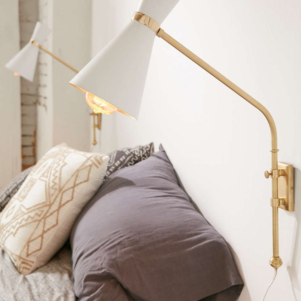 The Best Plug-in Sconces (No Electrician Needed!)  Apartment Therapy