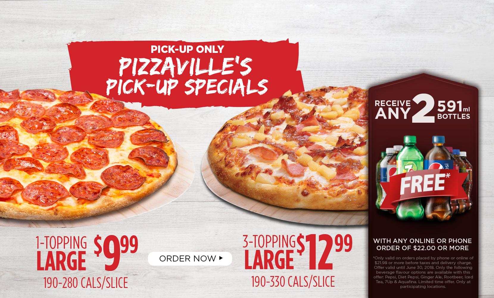 Large Hot Hawaiian Pizza