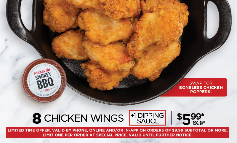 wings 8 special