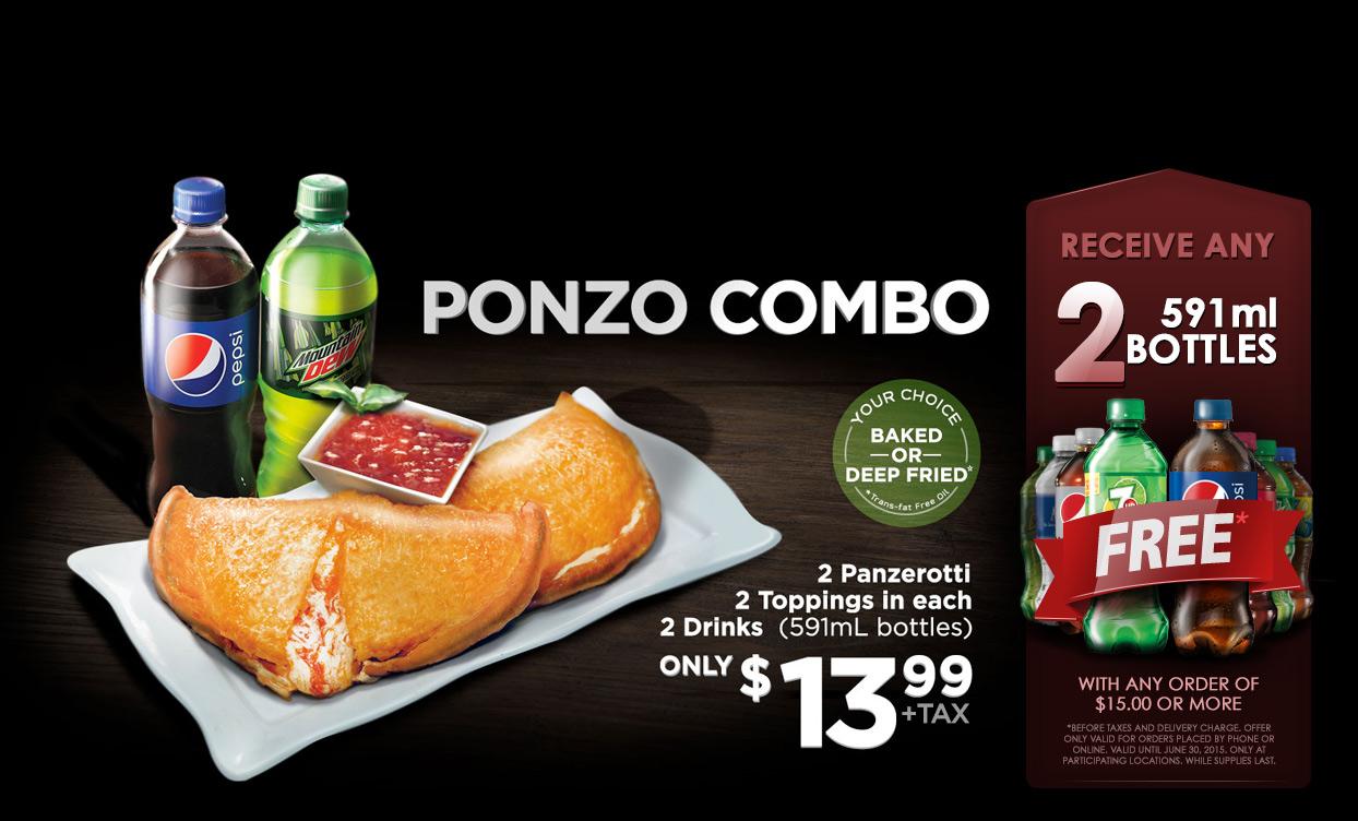 Ponzo Desktop