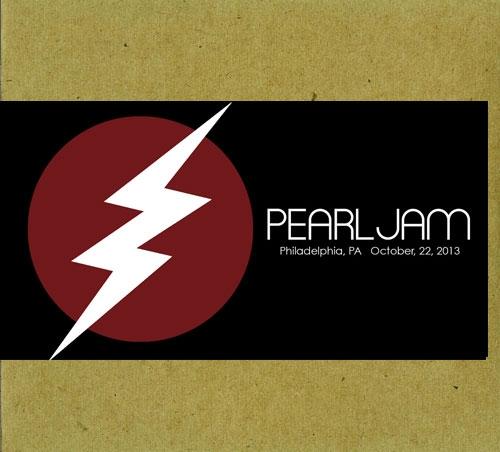 Image result for pearl jam philadelphia 10-22-13