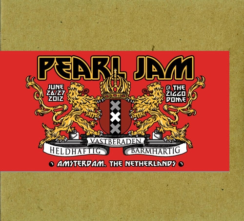 Image result for pearl jam the netherland 6-27-12