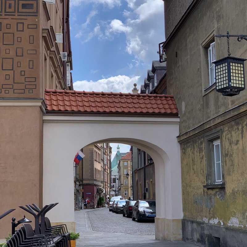 Warsaw Barbican