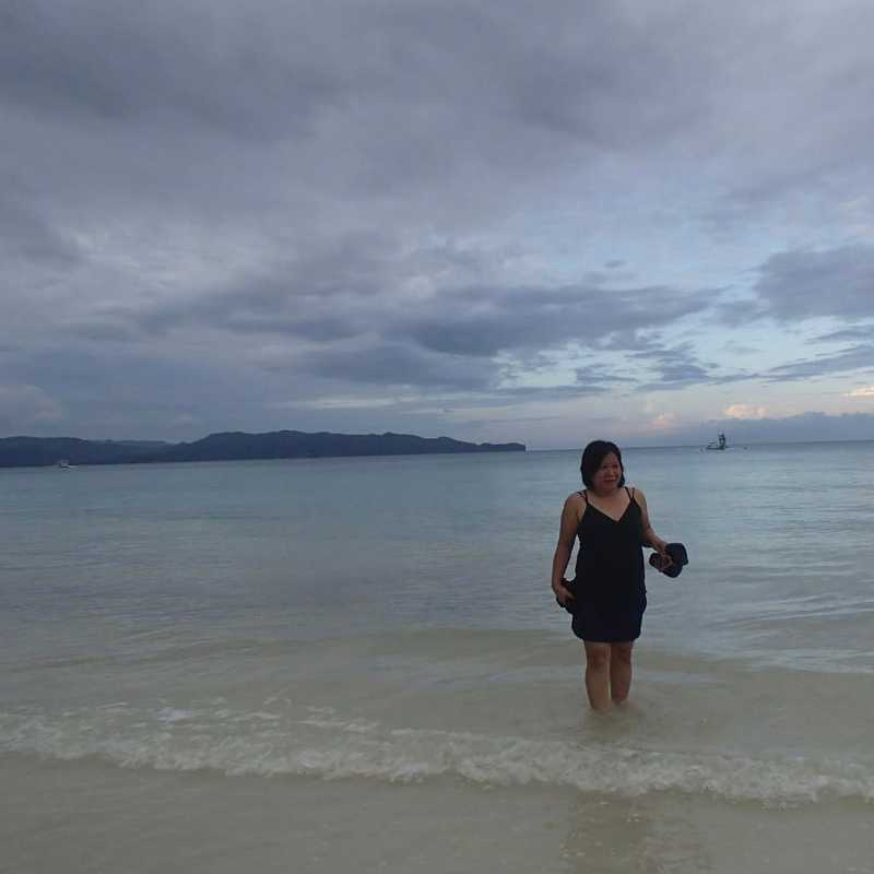 Trip Blog Post by @issafilipinas: Boracay Island, Malay Aklan, Philippines | 2 days in Sep (itinerary, map & gallery)