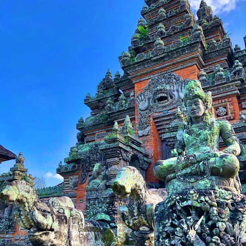 Batubulan Temple