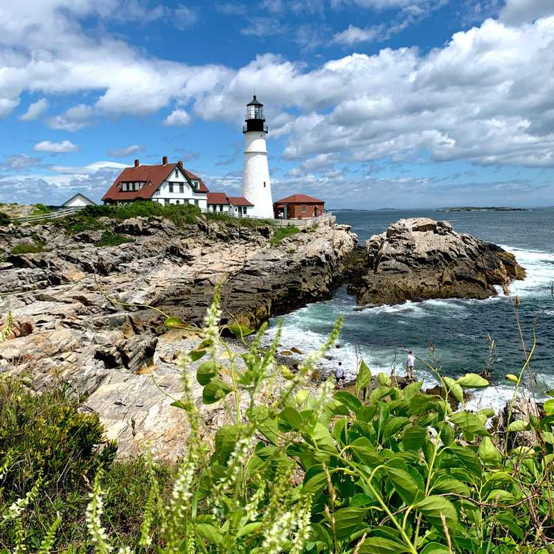 Trip Blog Post by @mamamia: Maine - Portland & Cape Elizabeth | 2 days in Jul (itinerary, map & gallery)