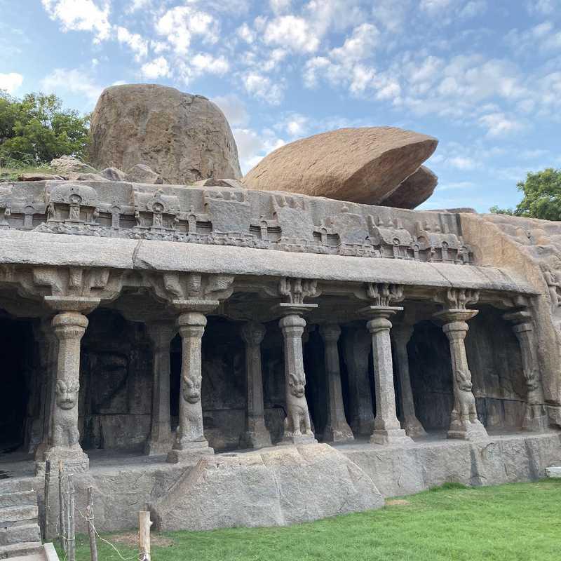 Varaha Cave