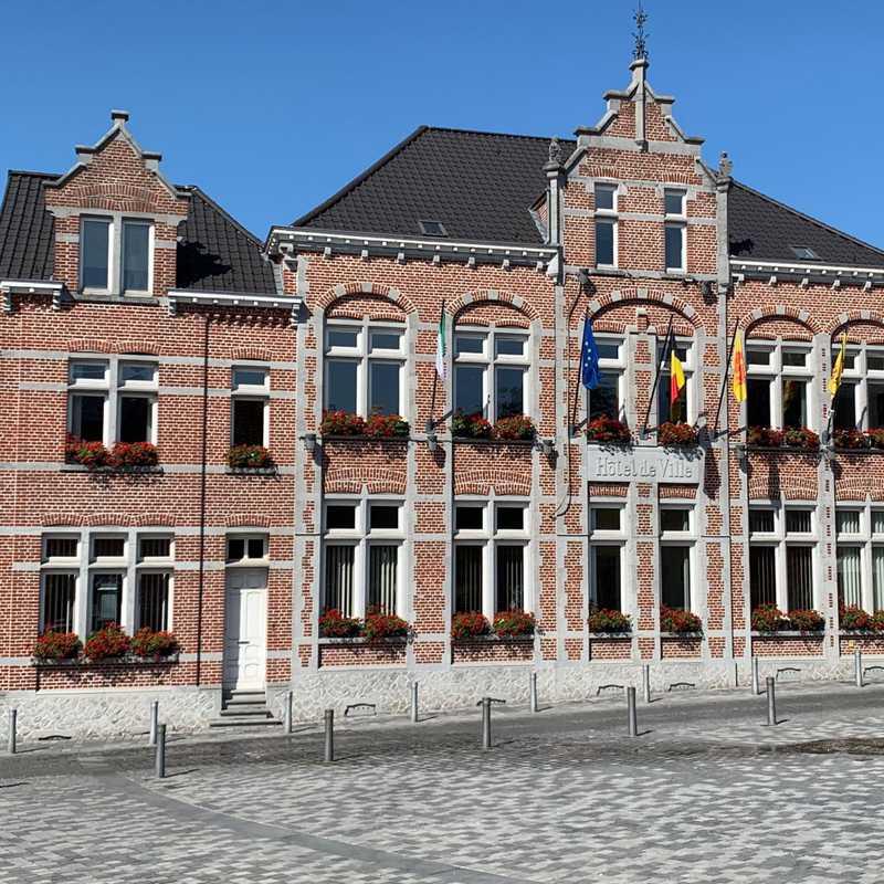 Soignies - City Hall