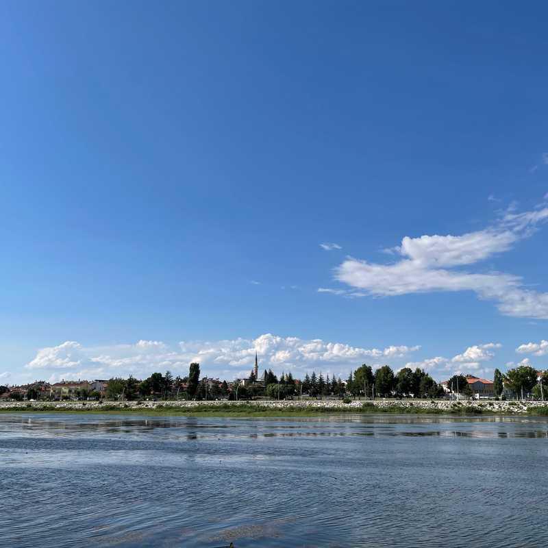 Beyşehir Gölü Seyir Tepesi