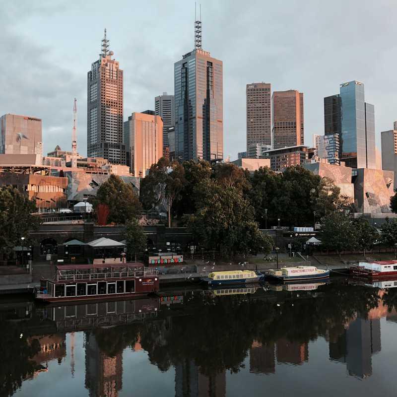 Melbourne - Hoptale's Destination Guide