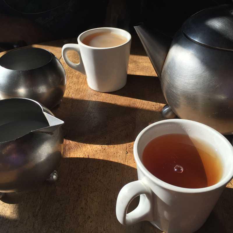 Lake Agnes Tea House