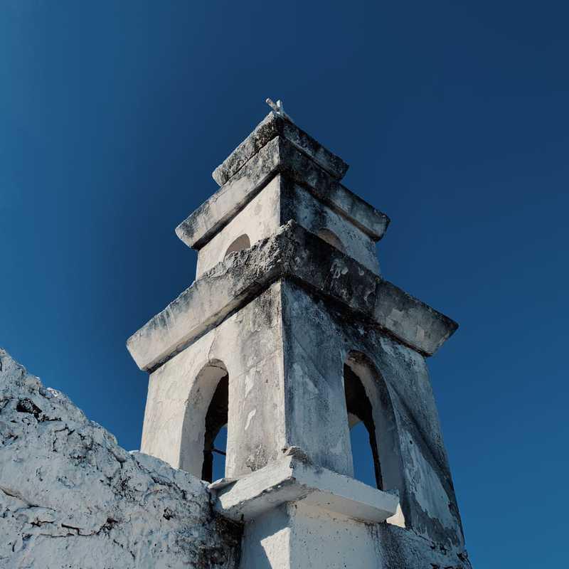 Place / Tourist Attraction: Zona Arqueológica Xcambó (Yucatan, Mexico)