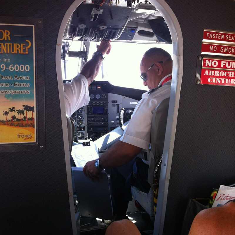 Flight: San Jose to Arenal