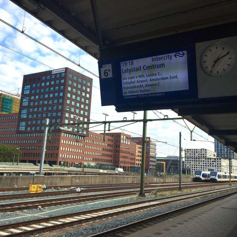 Den Haag, Station Hollands Spoor