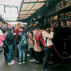 Tsukiji Market / 築地市場