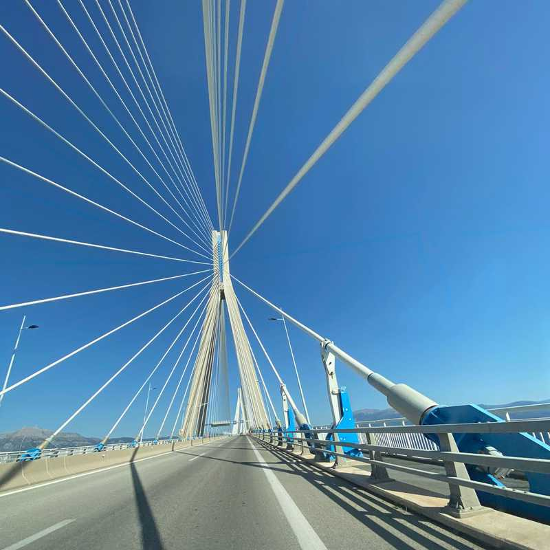 Rion-Antirion Bridge