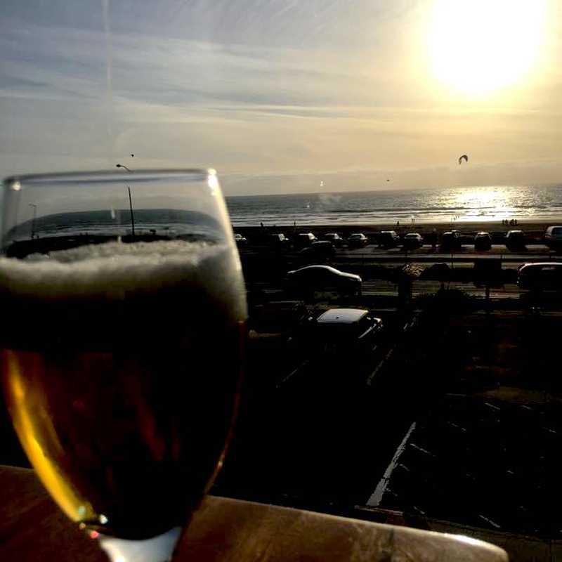 Park Chalet Coastal Beer Garden