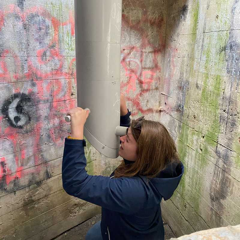Bunker Den Hoorn / Uitkijkpunt Loodsmansduin