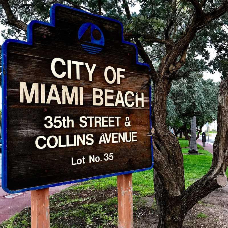 City of Miami Beach