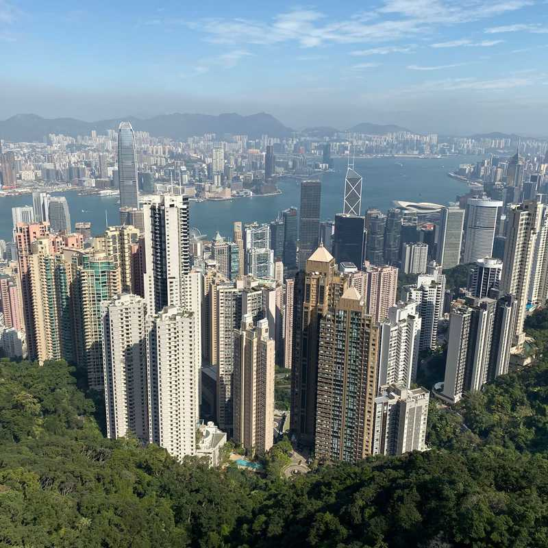 Trip Blog Post by @janka.jascurova: Hong Kong 🇭🇰 | 2 days in May/Dec (itinerary, map & gallery)