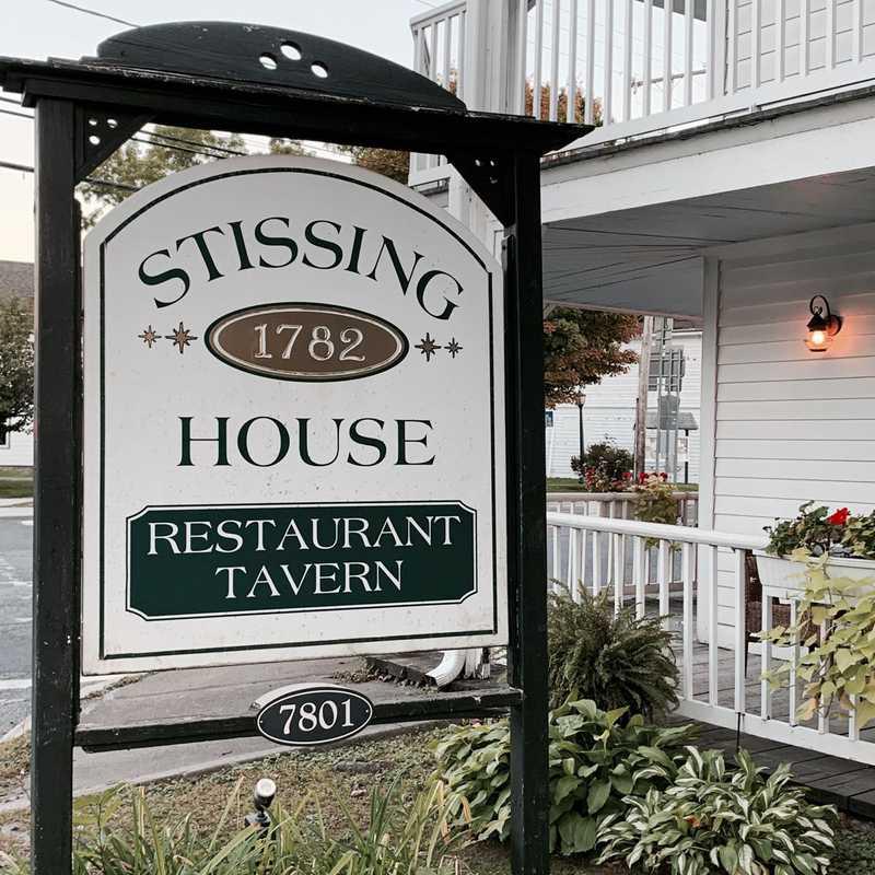 Stissing House