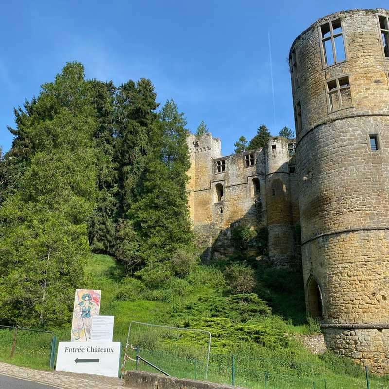 Medieval Castle Beaufort