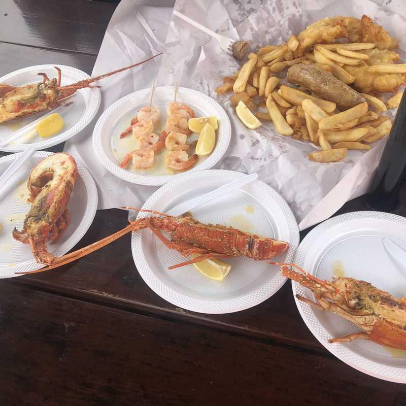Cods & Crayfish