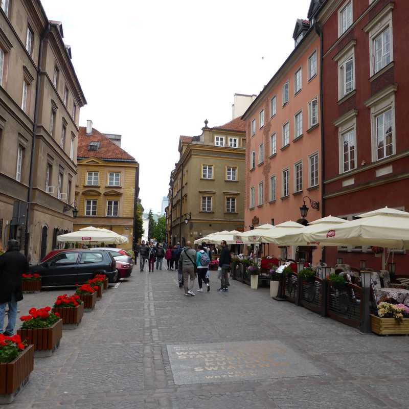 Warsaw - Hoptale's Destination Guide