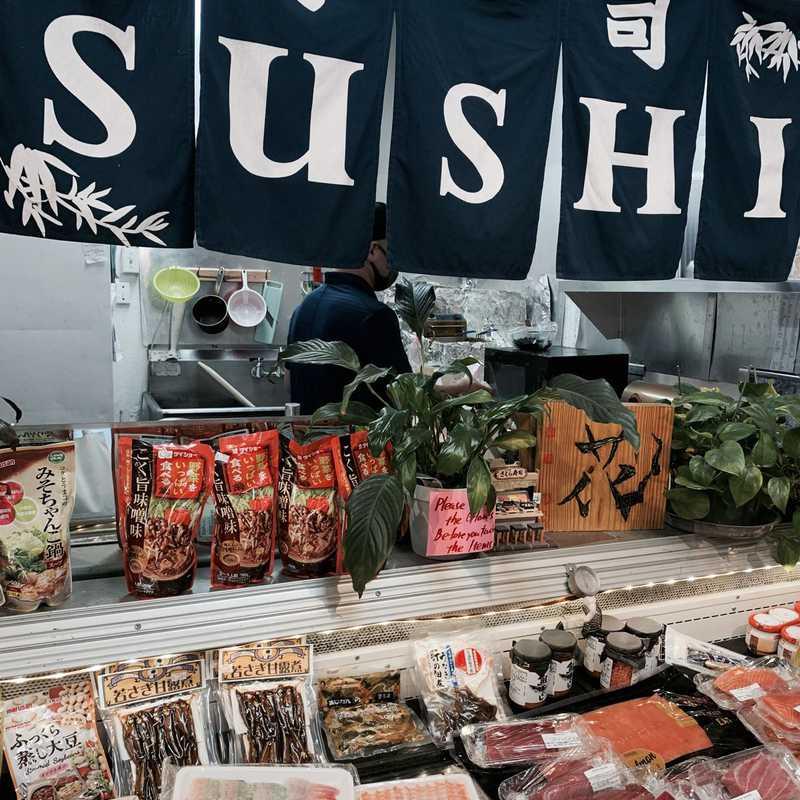 Sushi Feast @ Oishinbo