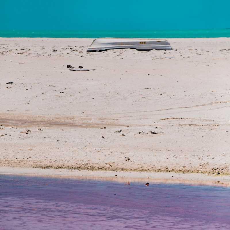 Pink Lagoon البحيرات الوردية