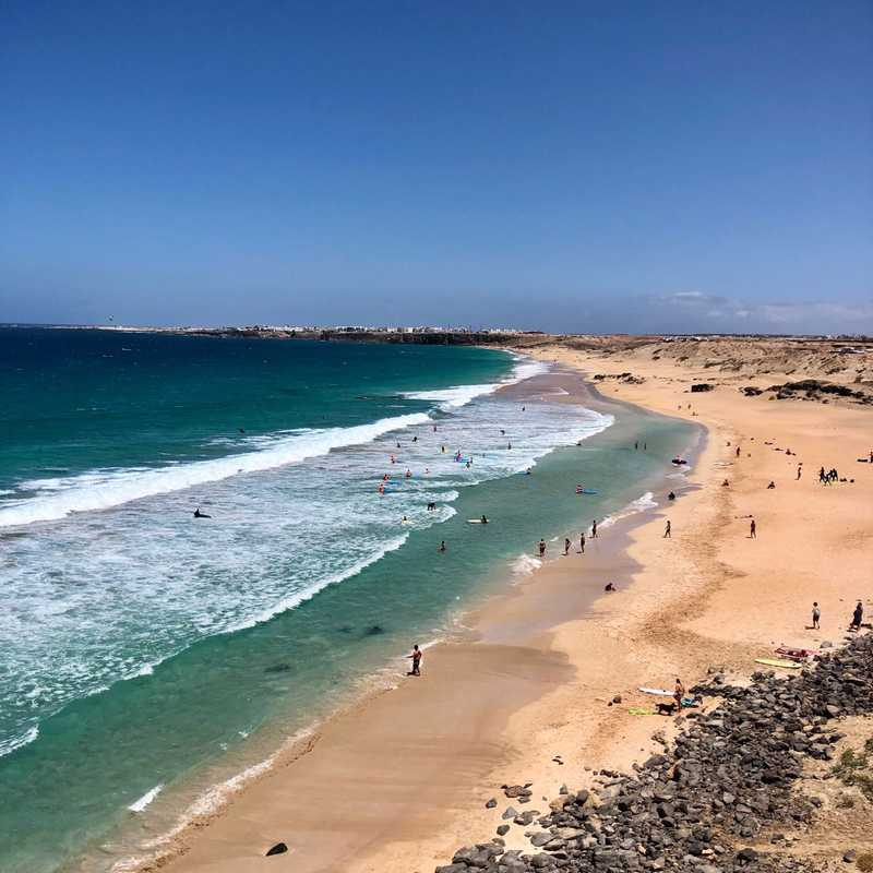 Trip Blog Post by @Charleseric: Fuerteventura 2021 | 1 day in Aug (itinerary, map & gallery)