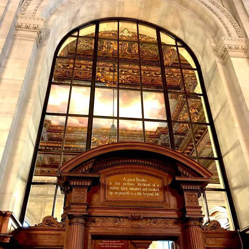New York Public Library - Stephen A. Schwarzman Building