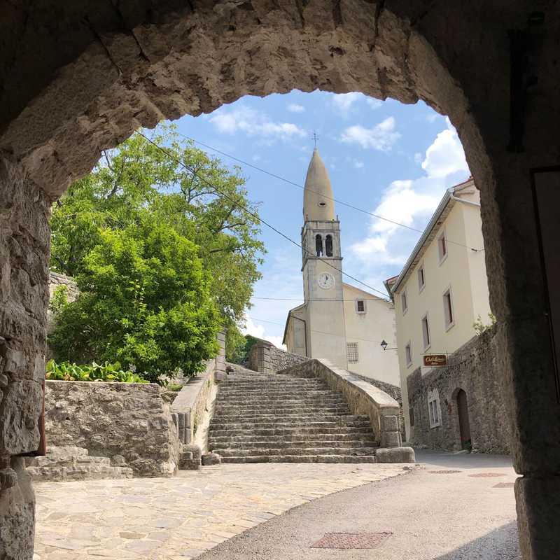Štanjel Castle