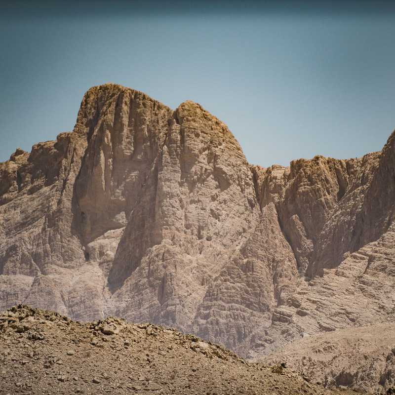 JEBEL MISHT & THE BEEHIVE TOMBS🐝 🇴🇲