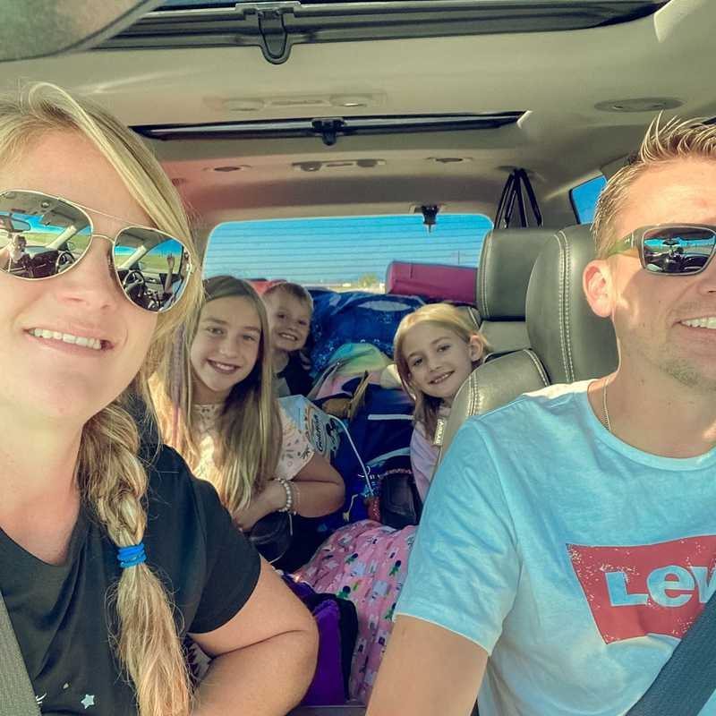 Trip Blog Post by @beccafeldhauser: Feldhauser Family road trip! | 6 days in Jul (itinerary, map & gallery)