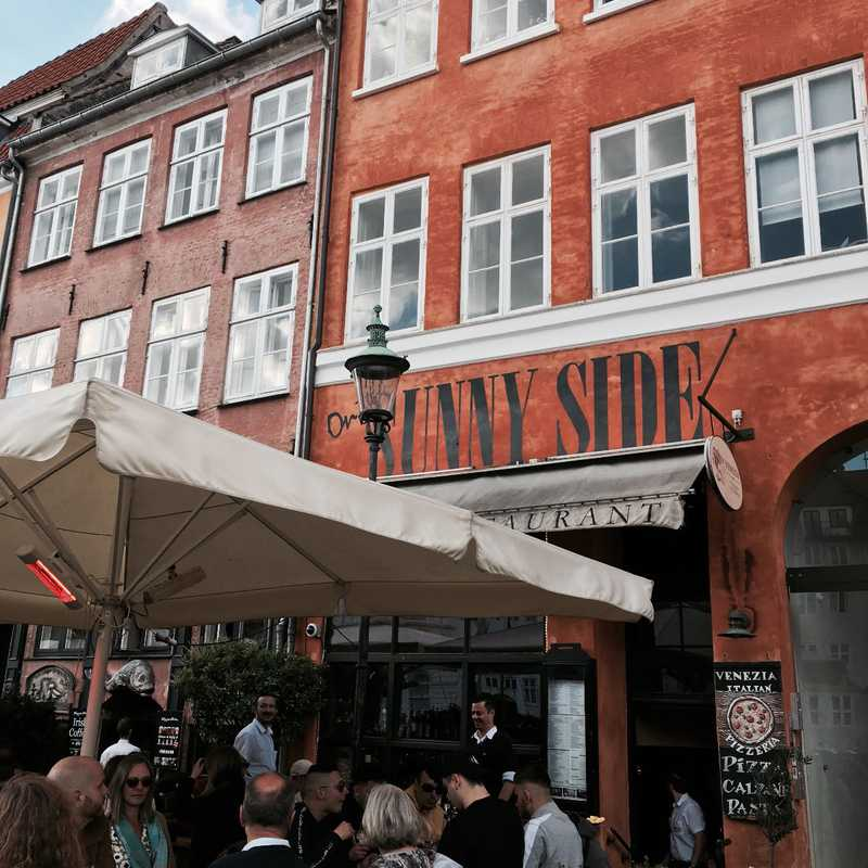 MS Mary -Nyhavn