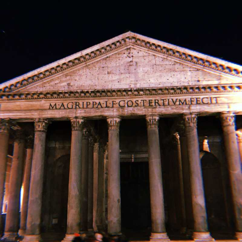 Trattoria Dai Tre Amici Al Pantheon
